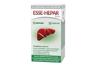 Tabletki na wątrobę - UNIPHAR