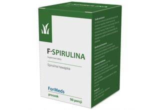 Spirulina i chlorella - FORMEDS Sp. z o. o.