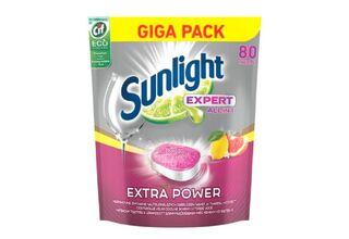 Tabletki do zmywarki - Sunlight