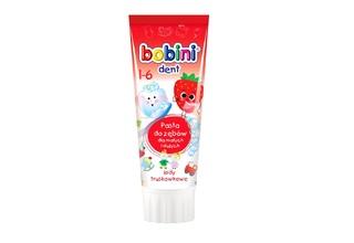 Pasta na wrażliwe zęby - Bobini