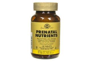 Witaminy dla kobiet w ciąży - Solgar USA