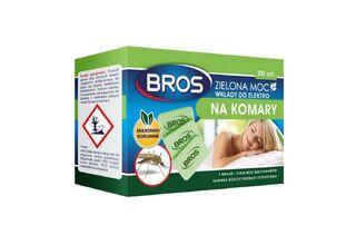 Środki na owady i gryzonie - Bros