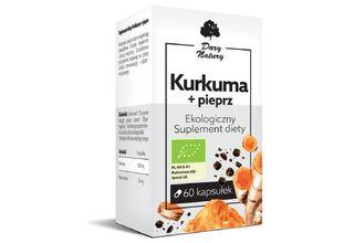 Kurkuma - Dary Natury
